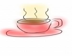 Cup of tea/ coffee