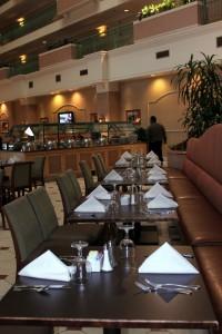 Hilton Suites Restaurant