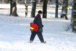 Snowy Newsham Park 18