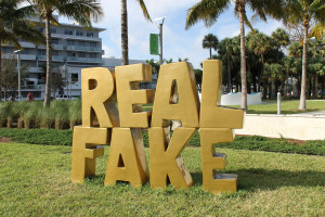 Real Fake Art Basel