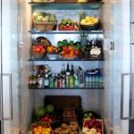 A Peek Inside the Refrigerators of Celebrities