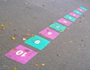 Playground numbers