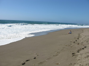 Point Reyes Beach Meditation