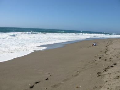 Point Reyes Beach Meditation