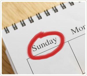 SundayCalendar